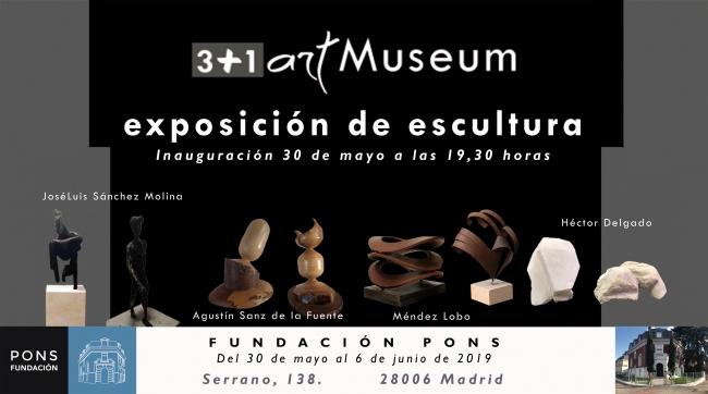 3+1 art Museum