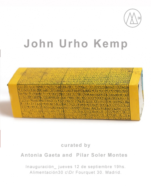 John Urho Kemp. Let's Work A Miracle - Invitación