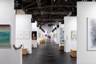 Positions Munich Art Fair feat. paper positions.munich — Cortesía de POSITIONS Berlin