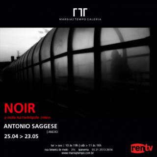 Noir - a Noite na Metrópole