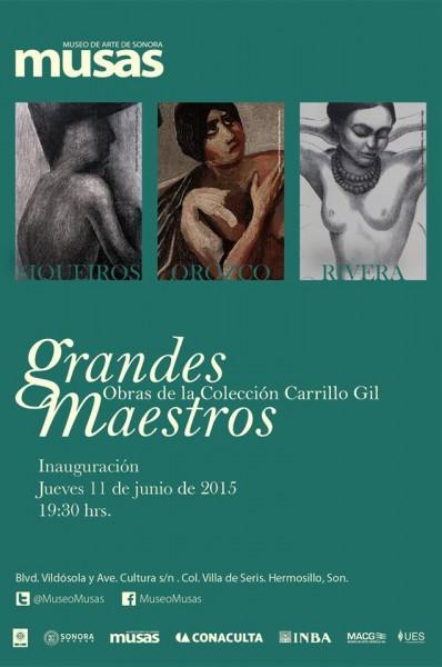Grandes Maestros. Obras de la Colección Carrillo Gil