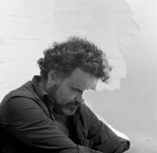 Josep Guinovart visto por Antoni Bernad (1979).