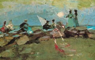 Pinazo y la pintura valenciana moderna