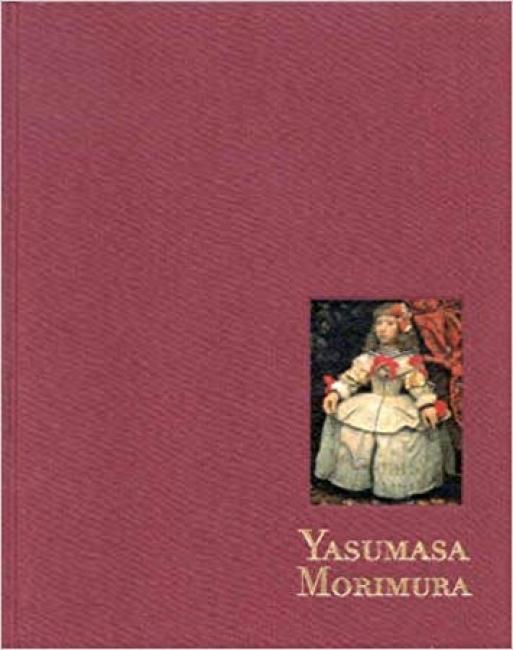 Portada catálogo Yasumasa Morimura. Historia del Arte