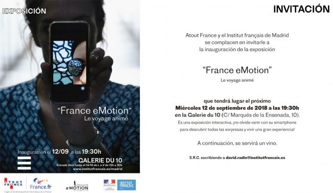 France eMotion (Le voyage animé)