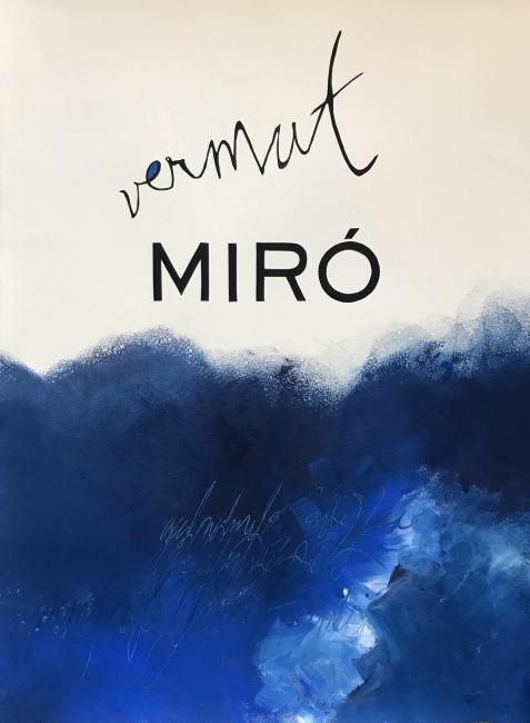 """Obra ganadora: """"El dubte del títol"""" de Núria Rossell — Cortesía del Gremi de Galeries d'Art de Catalunya"""