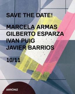Armas, Esparza, Puig, Barrios