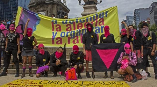 Callejeras y revoltosas: 5 años de artivismo feminista- cuir en la CDMX