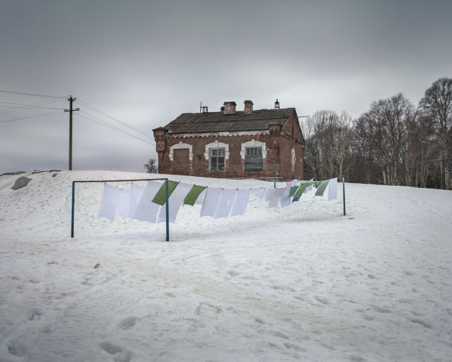 Solovki — Cortesía del Centro de Arte de Alcobendas