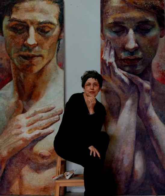Montse Valdés — Cortesía de la Galería de Arte Anquin's