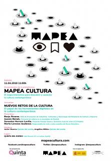 Mesa redonda Mapea Cultura