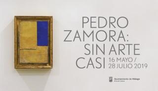 Pedro Zamora: Sin arte casi