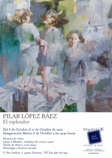 Pilar López Báez. El esplendor