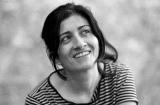 Retrato de Marcela Moraga — Cortesía de Die Ecke Arte Contemporáneo