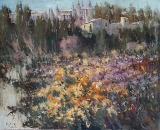 impresionismo en Pamplona de Josep Guillen
