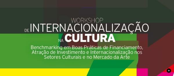 Workshop de internacionalização na cultura