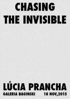 Lúcia Prancha, Chasing the Invisible