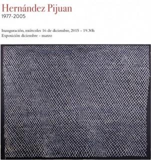 JOAN HERNÁNDEZ PIJUAN Ornamental I, 1991, Óleo sobre tela, 165 x 216 cm