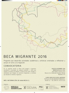 Beca Migrante 2016