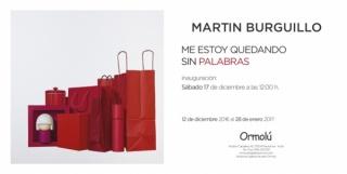 Exposición Martín Burguillo