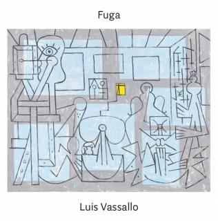 Luis Vassallo, Fuga