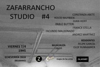 Zafarrancho Studio #4