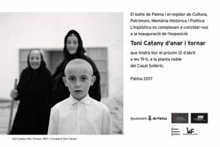 Toni Catany d´anar i tornar