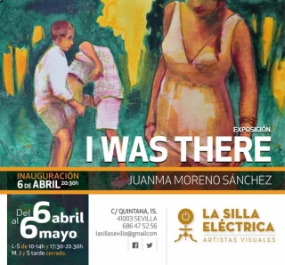 Juanma Moreno Sánchez. I was there