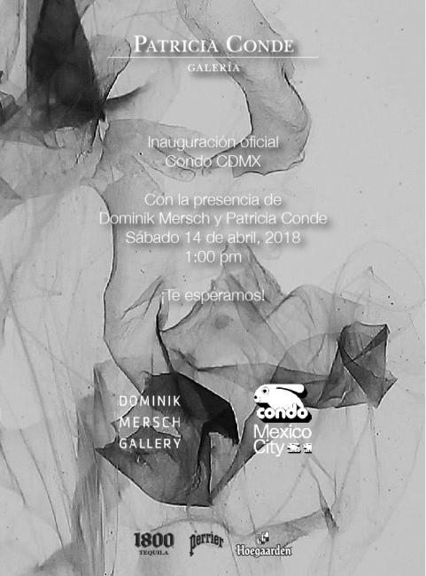 Dominik Mersch Gallery en Patricia Conde