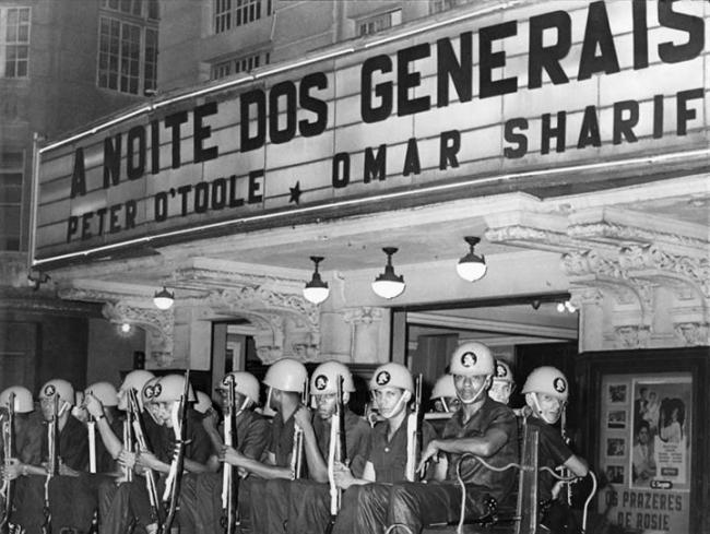 A noite dos generais - Foto: Osmar Gallo