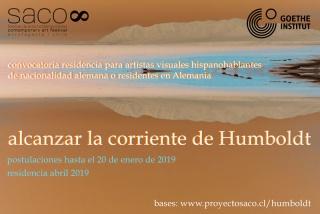 SACO8 Destino: alcanzar la corriente de Humboldt