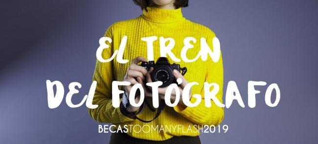 Becas para los Masters de Fotografía Too Many Flash 2019.