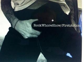 Adriano Costa. Rockwhoreshow — Cortesía de Nuno Centeno