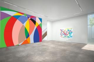 Digital rendering of Graciela Hasper's mural at Sicardi | Ayers | Bacino — Cortesía de Sicardi | Ayers | Bacino