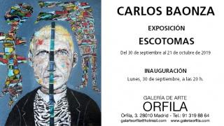 Exposición Carlos Baonza 'Escotomas'