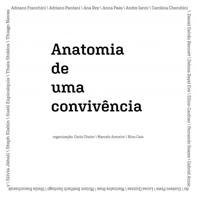 Anatomia de uma convivência.