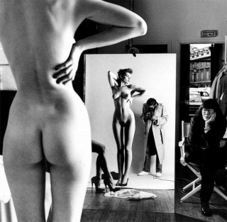 Helmut Newton — Cortesía del MALBA