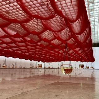Desplome / Sebastián Mahaluf en Galería Patricia Ready