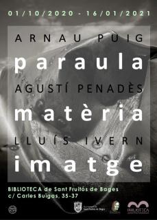 PARAULA · MATÈRIA · IMATGE