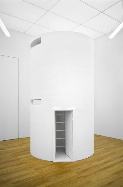 Absalon / Cellule nº.5, 1992. Kunstmuseum Liechtenstein, Vaduz — Cortesía del IVAM