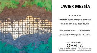 Flyer Javier Messía