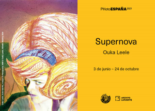 Cartel de la exposición. Cortesía de PhotoESPAÑA