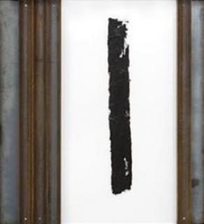 Jannis Kounellis, Sans Titre. 2014