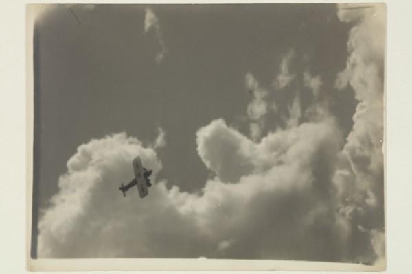 Antoni Arissa, Avión, 1933, gelatina de revelado químico