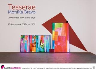 Monika Bravo. Tesserae