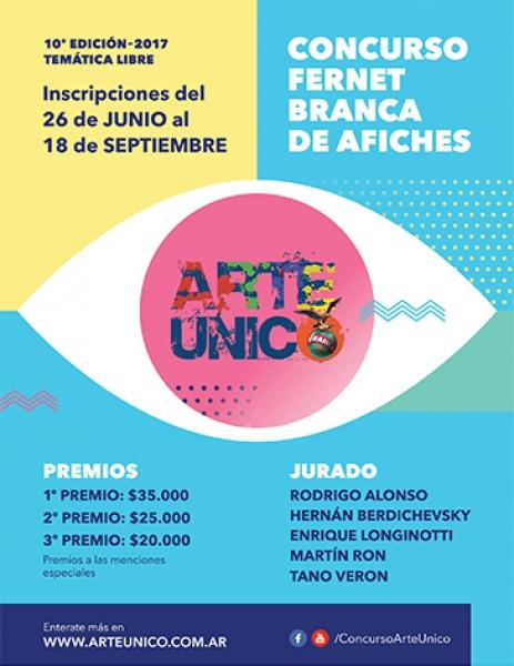 Arte Único 2017 - 10ª Edición