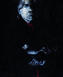 Autorretrato (2003) de Gerardo Chávez (Difusión) - Cortesía Museo de la Nación