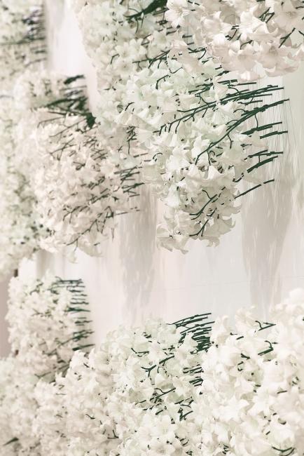 María Fernanda Cardoso. Cementerio, jardín vertical, 1992. Instalación. Medidas variables. Colección de Arte del Banco de la República. Colombia