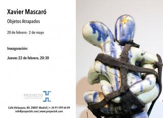 Xavier Mascaró. Objetos atrapados