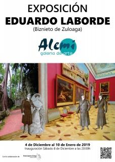 cartel expositivo
